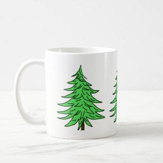 Holidays Tree Mug Custom
