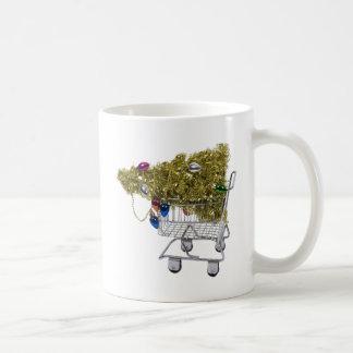 HolidayShopping120509 copy Coffee Mug