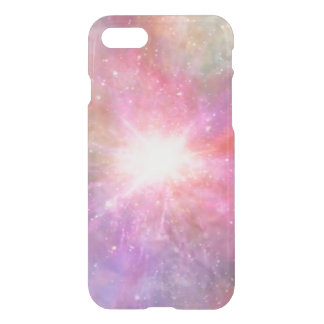holiES - colorful universe powder clouds iPhone 7 Case