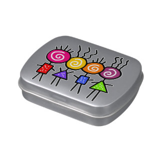 holiES - HOLI BEST FRIENDS + your ideas Candy Tins