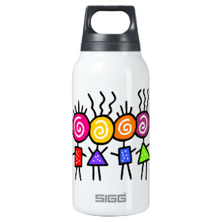 holiES - HOLI BEST FRIENDS + your ideas Insulated Water Bottle