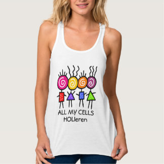 holiES - HOLI BEST FRIENDS + your ideas Singlet