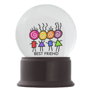 holiES - HOLI BEST FRIENDS + your ideas Snow Globes