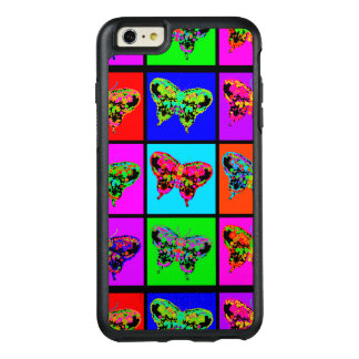 holiES - Psychedelic Butterflies Mosaic OtterBox iPhone 6/6s Plus Case