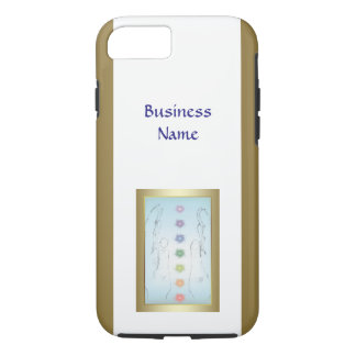 Holistic Healing Hands design iPhone 8/7 Case