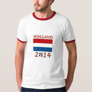 Holland 2014 World Cup T-Shirt