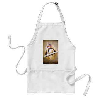Holland America Line New York Aprons