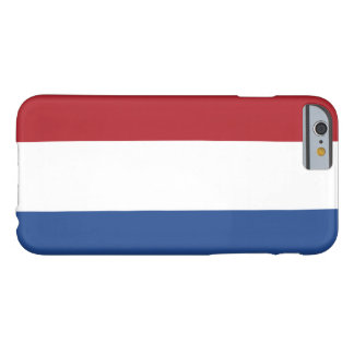 HOLLAND FLAG BARELY THERE iPhone 6 CASE