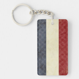 Holland Flag Key Chain Souvenir