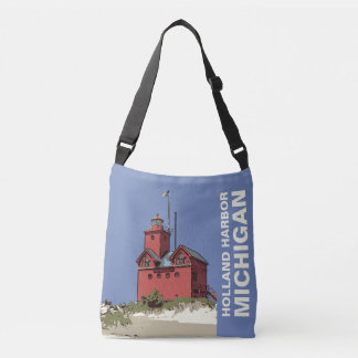 HOLLAND HARBOR LIGHT CROSSBODY BAG