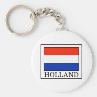 Holland keychain