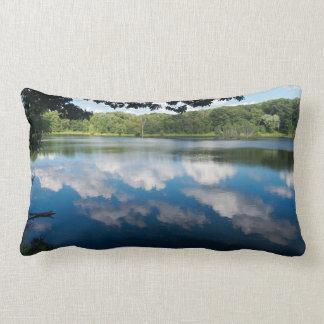Holland Lake Scenic in Eagan Lumbar Cushion
