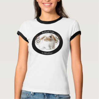 "Holland Lop T-Shirt ""The Breed"""