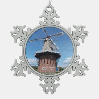 Holland, Michigan Snowflake Ornament 1