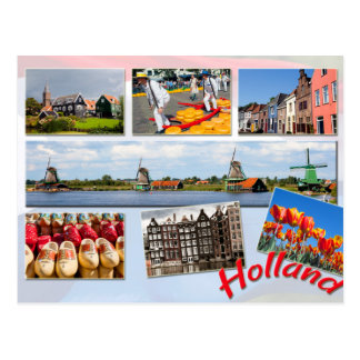 Holland Postcard