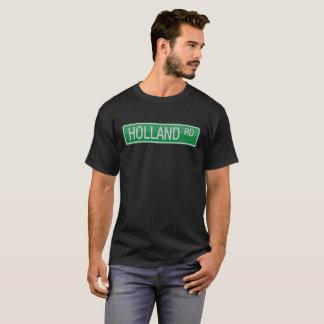 Holland Road street sign T-Shirt
