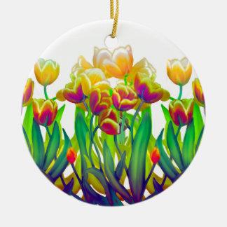 Holland Tulip Garden Ornament