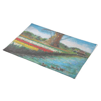 Holland Windmill Placemat