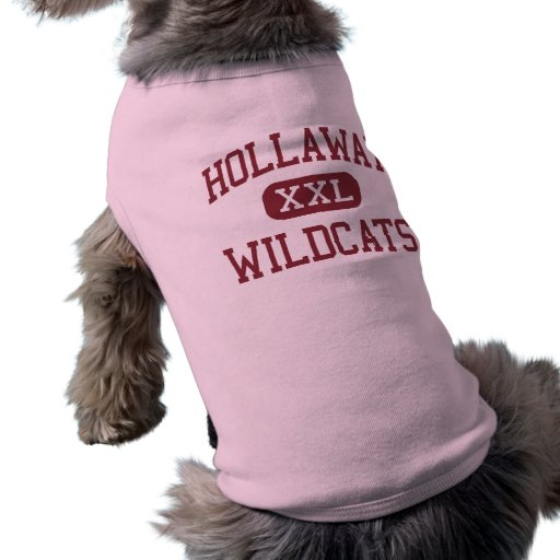 Hollaway - Wildcats - Middle - Whitehouse Texas Pet Clothes