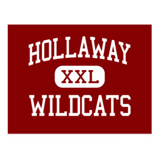 Hollaway - Wildcats - Middle - Whitehouse Texas Postcard