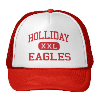 Holliday - Eagles - Middle School - Holliday Texas Mesh Hats