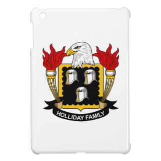 Holliday Family Crest Cover For The iPad Mini