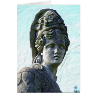 Holliday Park Goddess Greeting Card