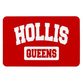 Hollis Queens NYC Magnet