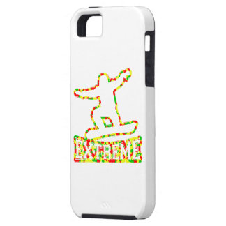 HOLLOW EXTREME SNOWBOARDER IN RGY CAMO iPhone 5 CASE