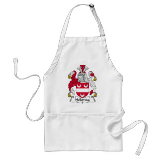 Holloway Family Crest Standard Apron