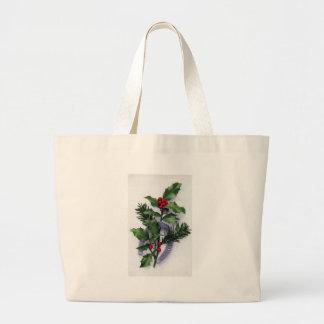Holly 1913 - white canvas bag