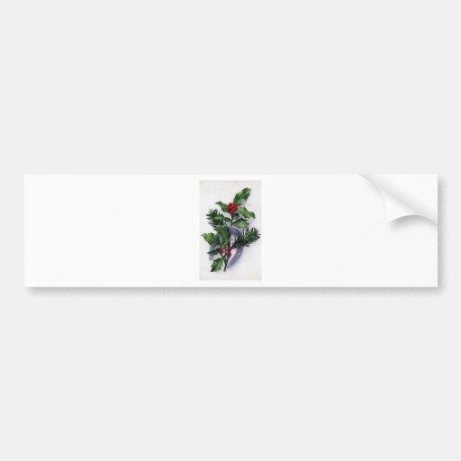 Holly 1913 - white bumper sticker