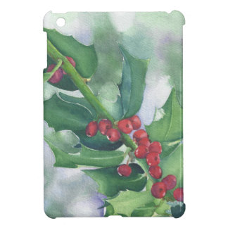 Holly and Berries Case For The iPad Mini