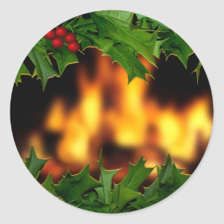 Holly and Hearth stickers