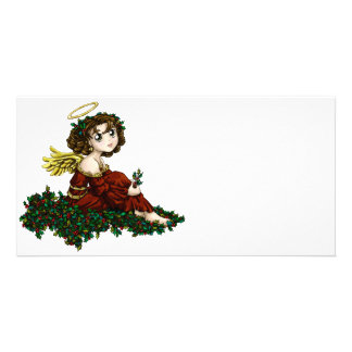 Holly Angel Customised Photo Card