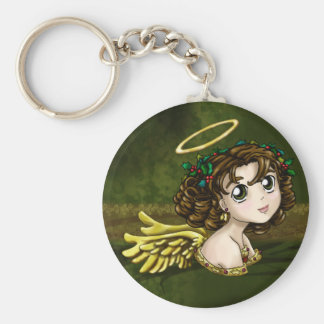 Holly Angel Key Chains