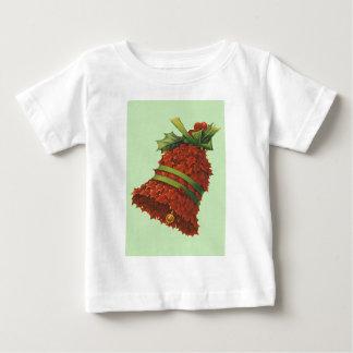 Holly Bell Green Ribbon Winterberry Tshirts