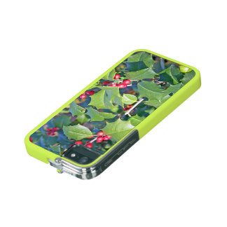 holly berrie nature iPhone 5/5S cover