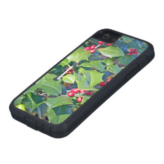 holly berrie nature iPhone 5 cover