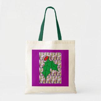 Holly berries bags
