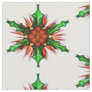 Holly Blaze Fabric