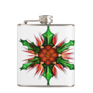 Holly Blaze Hip Flask