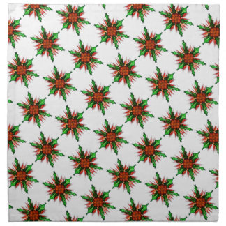 Holly Blaze Napkin