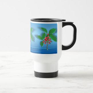 Holly Branch Mug