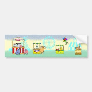 Holly Cow's County Fair Bumper Sticker