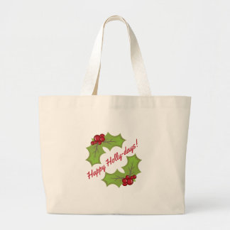 Holly-days Tote Bag
