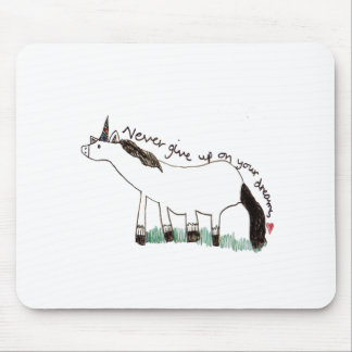 Holly-Dolly's Dream Mouse Pad