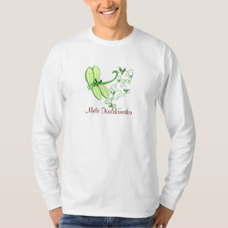 Holly dragonfly, Mele Kalikimaka sweatshirt