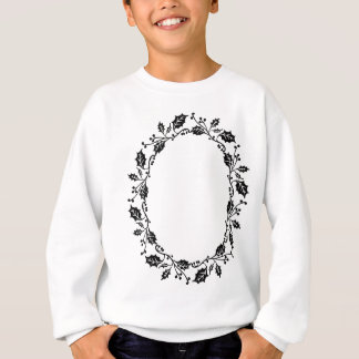 Holly Frame Sweatshirt