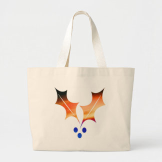 Holly gold tote bag